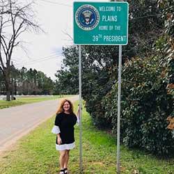 Lynn in Georgia
